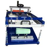Ns202 el cilindro de la máquina de Serigrafía Manual de sobremesa tazas de botellas de maquinaria de impresión de pantalla