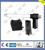 Sistema de control para el actuador o motor