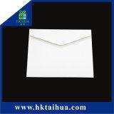 Busta personalizzata del Libro Bianco della pianura di marchio di buona qualità con il prezzo favorevole come sacchetto impaccante
