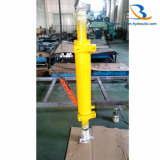 Constructionのための二重Ended Hydraulic Cylinder Long Stroke