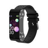 2 in 1 Smart Armband Wireless Bluetooth headset Combo actief Muziek polsband oortelefoon Smart Watch hartslag bloeddruk Fitness Tracker