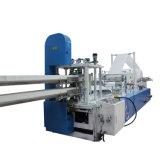 Impressão automática de cores Serviette guardanapos de papel tissue máquina de dobragem