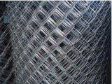 Звено цепи с покрытием из ПВХ ограждения для фермы