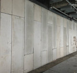 Sanduíche de absorção sonora Dampproof painéis de parede para Eco Prefab House