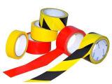 非粘着性の反射付着力の警告テープ
