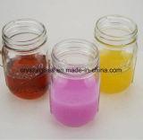Farbige Glasmaurer-Gläser der Kugel-480ml Großhandels
