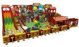Los mejores precios parque de diversiones para niños Gimnasio gran patio al aire libre en el interior de equipo para centro de juegos