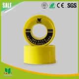100% PTFEの黄色貿易保証の高品質の水によって作動するテープ