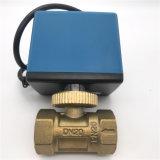 Misura elettrica per la valvola a farfalla motorizzata della cialda dell'acqua potabile