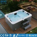 4つのシートのアクリルの屋外のマッサージ党鉱泉の温水浴槽のジャクージ