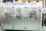 Автоматическая ПЛАСТМАССОВЫХ ПЭТ-бутылки питьевой минеральной воды в жидкой фазе заполнение бутилирования упаковочная машина