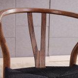 Restaurante moderno mobiliario de comedor Silla de madera de pala para Salón