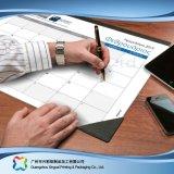 Anualmente el calendario mensual personalizado de escritorio para oficina decoración regalo oferta// (XC-stc-007B)