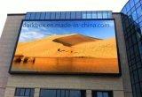 Matériau de haute température +80degré Affichage LED de plein air dans le populaire Maroc Algérie Rwanda Pakistan
