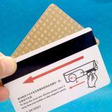 CYMK printing PVC Hico 자석 줄무늬 호텔 키 카드