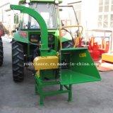 Hete Verkoop WC-8m van Canada de Tractor 35-80HP Van uitstekende kwaliteit de Opgezette Chipper van 8 Duim Houten Machine van de Scherf van de Ontvezelmachine Houten
