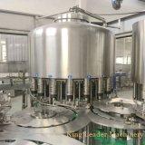 Automatische Flüssigkeit gereinigte Trinkwasser-Mineralwasser-waschende füllende mit einer Kappe bedeckende Maschine