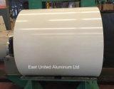 Bobine d'aluminium prépeint (1100/3003/3004/5052) pour la construction de l'utilisation