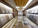 Bouwmateriaal 60*60cm de Glanzende Verglaasde Opgepoetste Tegel van de Vloer van het Porselein