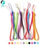 Различных цветов ручной ремешок String телефонный шнур