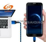Das neue USB geflochtene aufladendaten-Kabel für Android