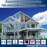 Workshop de aço estrutural da luz durável