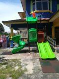 Ejplay Slide de plástico de alta qualidade equipamentos de playground infantil exterior brinquedos do parque de diversões para crianças parte deslize Parque infantil
