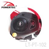 Powertec 17,5CV 40,2en tractor Cortacésped gasolina