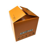Impressão personalizada movendo caixas de papelão de envio