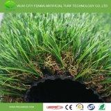 景色の装飾の人工的な草、人工的な泥炭