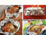 di alluminio della famiglia di uso della cucina del commestibile