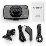 Mini Coche de alta calidad de la cámara de infrarrojos de guión con 8 luces de noche para lograr una excelente claridad de vídeo