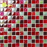 Mattonelle di mosaico decorative multicolori dell'albergo di lusso per il pavimento