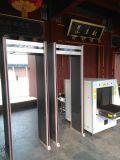 Sistema di Safeway - camminata del metal detector dell'oro tramite il metal detector