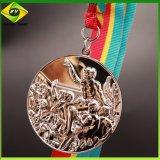 Medaille de Van uitstekende kwaliteit van de Golfclub van de Douane van de Prijs van de fabriek