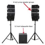 12  Subwoofer低音のプロ可聴周波ハイファイBluetoothの専門家のスピーカー