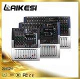 Consola de mezclas de DJ de alta calidad con 99DSP/consola de mezcla de sonido
