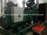 무거운 산업 공학 기계장치 엔진 Cummins Kta38 공장 발전기 1000kVA/800kw