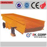 送り装置を振動させる高容量の品質の振動の送り装置か鉱石