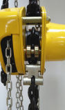 작은 톤량 1 톤 수동 드는 장비 사슬 블럭