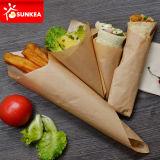 Напечатано маслостойкой бумагой продовольственной упаковочная бумага