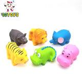 赤ん坊のギフトの浴室のおもちゃ子供、子供の昇進のおもちゃのためのゴム製PVC動物のおもちゃ