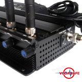 Antena 8 Bloqueo para CDMA/GSM/3G/4glte celular/Wi-Fi Radio VHF UHF, Alquiler de mando a distancia 433MHz/315MHz, 2.4G/Bluetooth GPS L1 /L2, Galileol1/L2