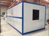 Casa de dobramento do recipiente da instalação rápida feita em China
