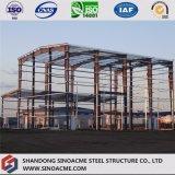 La Thaïlande Industrial Structure en acier préfabriqués entrepôt en usine
