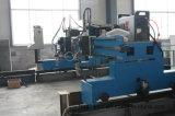 Machine de découpe CNC plasma et flamme pour plaques en métal