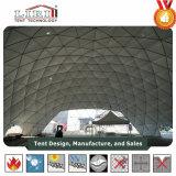 콘서트 이벤트에 대한 큰 지우기 지붕 원형 돔 텐트
