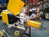 Deslizar o tipo cambiador hidráulico da placa da tela para os grânulo plásticos que fazem a máquina