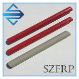 GRP de plástico reforçado com fibra de vidro Pultruded Tubos redondos