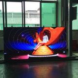 Écran de location de coulage sous pression de haute résolution superbe de P1.875mm DEL pour des annonces de vidéo d'étape